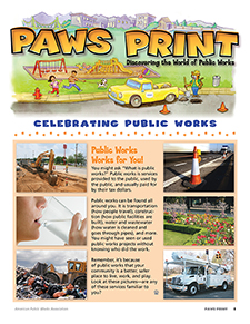 Paws Print News screenshot