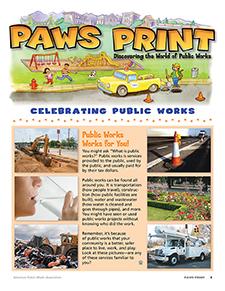Paws Print News screenshot