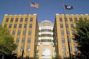 Roanoke Higher Education building